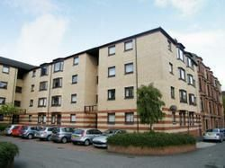 Thumbnail 2 bedroom flat to rent in Leyden Court, Glasgow