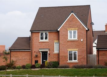Thumbnail 4 bedroom detached house for sale in Wright Close, Bushey