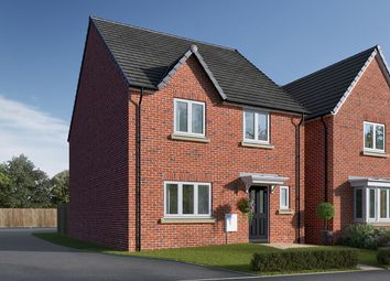 """Thumbnail 4 bed detached house for sale in """"The Mylne"""" at Racecourse Road, East Ayton, Scarborough"""