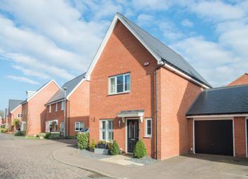Thumbnail 3 bed link-detached house for sale in Little Highwood Way, Brentwood