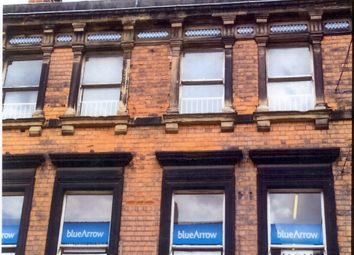 Thumbnail 3 bedroom flat to rent in High Street, Burton On Trent