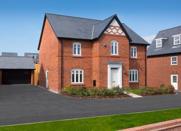 "Thumbnail 4 bed detached house for sale in ""Milton"" at Tarporley Business Centre, Nantwich Road, Tarporley"
