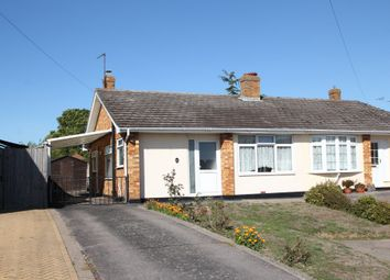 Thumbnail 2 bedroom semi-detached bungalow for sale in Kingsway, Tiptree, Colchester
