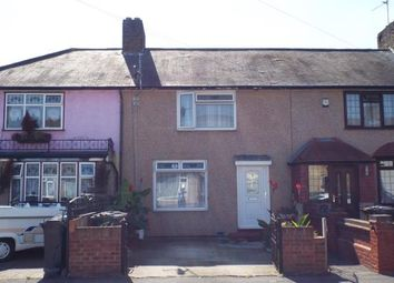 Thumbnail 3 bed terraced house for sale in Brewood Road, Becontree, Dagenham