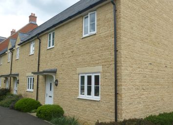 Thumbnail 3 bed end terrace house for sale in Hayday Close, Yarnton, Kidlington