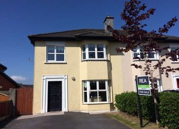 Thumbnail 3 bed semi-detached house for sale in 19 River Lane, Abbeyside, Dungarvan, Waterford