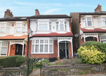 Thumbnail End terrace house for sale in Broomfield Avenue, Palmers Green, London