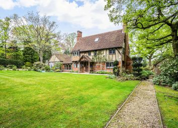 Thumbnail 5 bed detached house to rent in St. Leonards Hill, Windsor