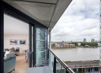 Thumbnail 2 bedroom flat for sale in Nine Elms Lane, Riverlight, London
