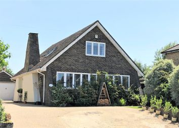 Thumbnail 4 bed detached house for sale in Wrotham Road, Meopham, Gravesend