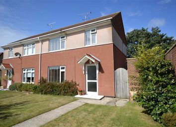 Thumbnail 3 bed semi-detached house for sale in Sunningdale Road, Worthing, West Sussex