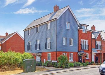 Thumbnail 4 bed property for sale in Chivers Road, Romsey