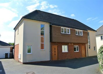 Thumbnail 2 bed property to rent in Mayfield Gardens, New Haw, Addlestone, Surrey