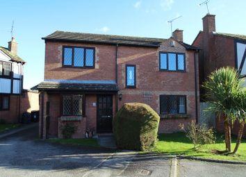 Thumbnail 4 bedroom detached house for sale in Askew Close, Grange Park, Swindon