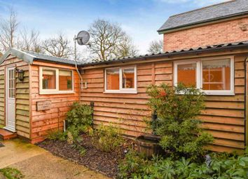 Thumbnail 1 bed lodge to rent in Waltham Road, Overton, Basingstoke