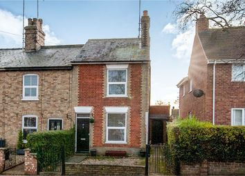 Thumbnail 2 bed end terrace house for sale in Tollgate Lane, Bury St. Edmunds