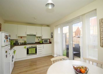 Thumbnail 2 bedroom terraced house for sale in Eddleston Road, The Sidings, Wiltshire