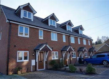 Thumbnail 3 bed end terrace house for sale in Allen Road, Haywards Heath