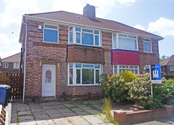 Thumbnail 3 bed semi-detached house for sale in Armscot Close, Liverpool, Merseyside