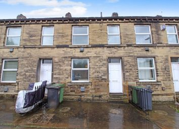 Thumbnail 1 bed terraced house for sale in Almondbury Bank, Almondbury, Huddersfield