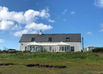 Thumbnail 4 bed detached house for sale in Cnoc-A-Lin, Isle Of North Uist