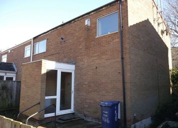Thumbnail 3 bed end terrace house for sale in Hareydene, Westerhope, Newcastle Upon Tyne