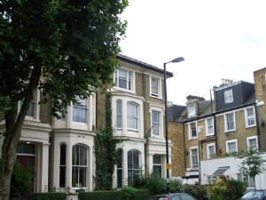 Thumbnail 2 bed flat to rent in St John's Grove, Archway