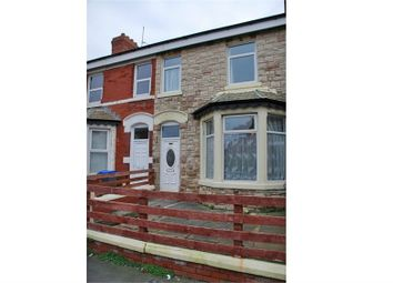 Thumbnail 4 bedroom terraced house for sale in Sherbourne Road, Blackpool, Lancashire