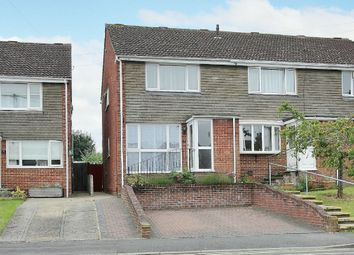 Thumbnail End terrace house for sale in Vigo Road, Andover