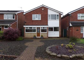 Thumbnail 4 bed detached house for sale in Greenway, Aldridge, Walsall