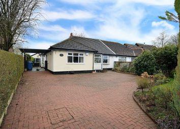 3 bed semi-detached bungalow for sale in Oughtrington Lane, Lymm WA13