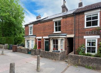 Thumbnail 3 bed terraced house for sale in Park Street, St. Albans, Hertfordshire