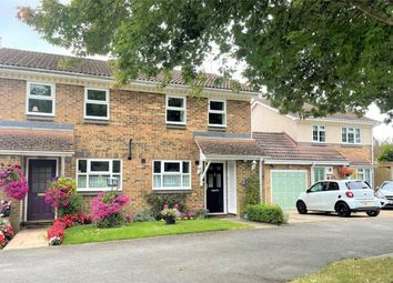 Thumbnail 3 bed semi-detached house for sale in Broom Field, Lightwater, Surrey