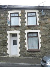 Thumbnail 2 bed terraced house for sale in 87 Thomas Street, Tonypandy