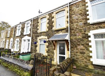 Thumbnail 3 bed terraced house for sale in Llangyfelach Road, Brynhyfryd, Swansea