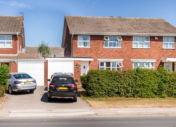 Thumbnail 3 bed semi-detached house for sale in Woodway Lane, Potters Green, Coventry