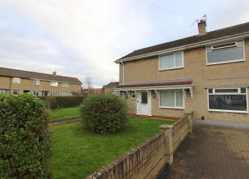 Thumbnail 2 bed end terrace house for sale in Otterburn Close, Darlington