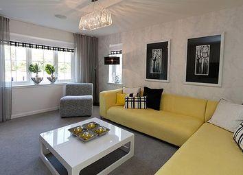 Thumbnail 3 bed terraced house for sale in Birchwood, Netherton Road Off Leuchatsbeath Road, Cowdenbeath