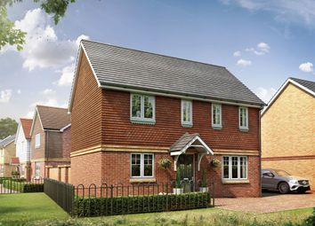"""The Clayton"" at Grigg Lane, Headcorn, Ashford TN27. 3 bed detached house for sale"