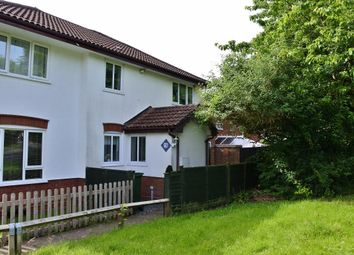 Thumbnail 1 bed terraced house to rent in Constantine Way, Basingstoke