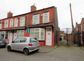 Thumbnail 3 bedroom terraced house for sale in Fold Street, Moston, Manchester