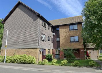 Thumbnail 1 bed flat to rent in Ryeland Close, Yiewsley, Middlesex
