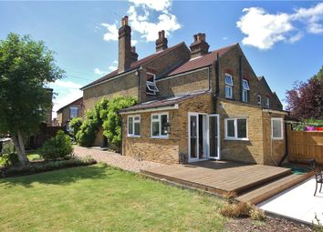 Thumbnail 3 bedroom semi-detached house to rent in Century Road, Staines, Middlesex