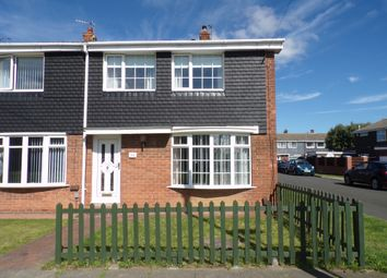 Thumbnail 3 bedroom terraced house for sale in Coventry Way, Jarrow