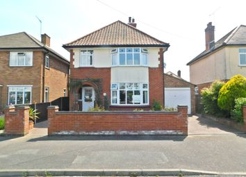 Thumbnail 3 bed detached house for sale in Tomline Road, Felixstowe
