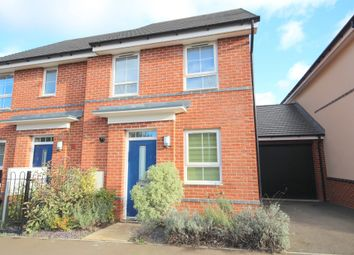 Thumbnail 2 bed semi-detached house for sale in Argus Gardens, Hemel Hempstead