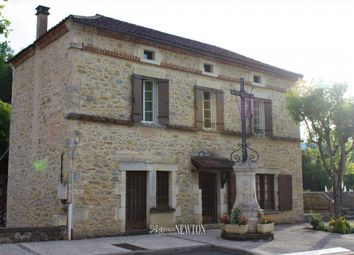 Thumbnail 3 bed town house for sale in Luzech, 46140, France