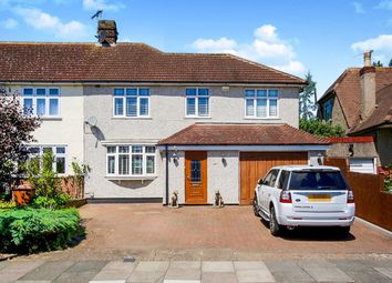 Thumbnail 4 bed semi-detached house for sale in Horley Close, Bexleyheath