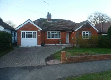 Thumbnail 3 bed detached bungalow to rent in Cheyne Walk, Horley