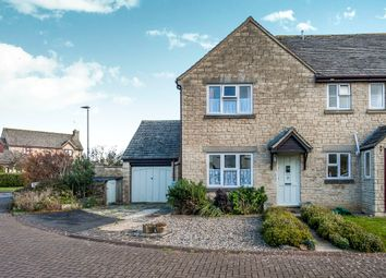 Thumbnail 3 bed end terrace house for sale in Barker Place, Fairford